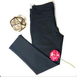 Calvin Klein Women's Black Jeans Skinny Size 14